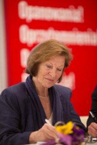 Rita Gombrowicz fot. Łukasz Wójcik